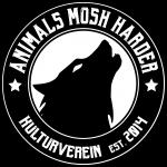Animals Mosh Harder Logo